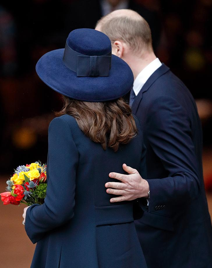 Prince William and Kate Middleton rarely go for PDA