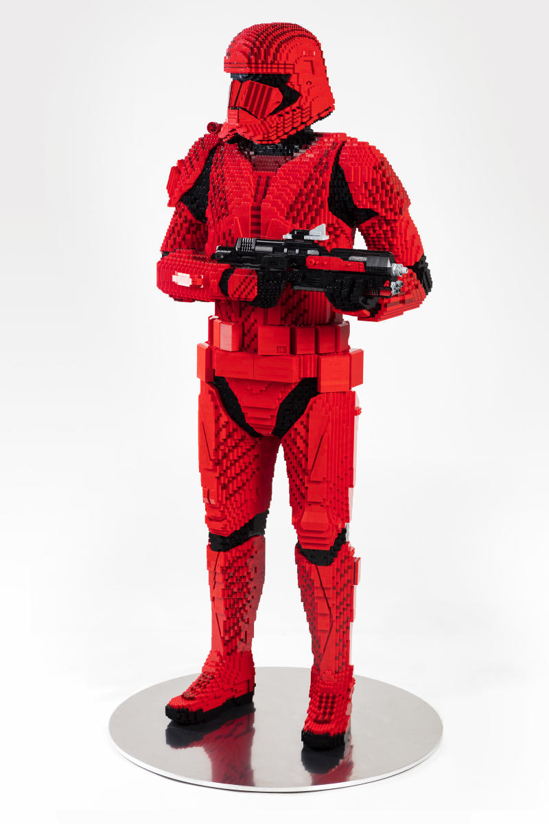 LEGO Star Wars Sith Trooper