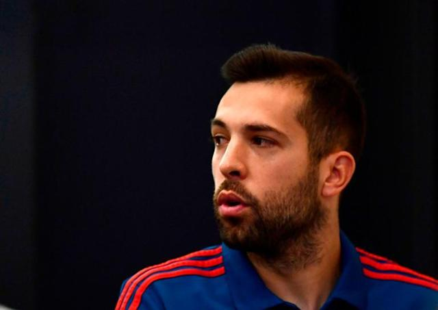 World Cup 2018: Spain's Jordi Alba dismisses talk of Tottenham transfer