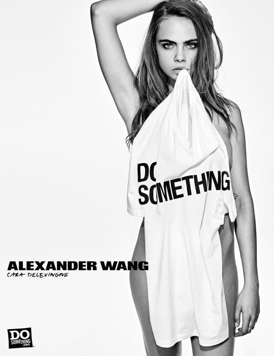 """<p>Wang designed co-branded DoSomething hoodies and T-shirts, which were worn by all participants in their own, personal style. The Alexander Wang x DoSomething hoodies and T-shirts will be available exclusively in Alexander Wang stores worldwide and on, <a href=""""http://www.alexanderwang.com/"""" rel=""""nofollow noopener"""" target=""""_blank"""" data-ylk=""""slk:www.alexanderwang.com"""" class=""""link rapid-noclick-resp"""">www.alexanderwang.com</a> starting September 1, 2015.<br><br>Net proceeds will go to DoSomething.org with the objective to raise both funding and awareness as they continue to grow their message on a global scale.</p>"""