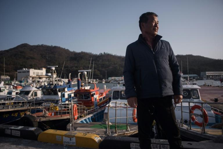 When South Korea's Sewol ferry sank three years ago killing more than 300, it also devastated businesses, such as the one run by captain Park Tae-Il, near the wreck site