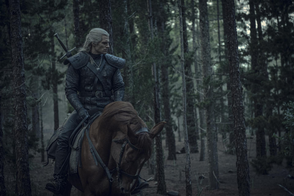 The Witcher ranked highly on the list. (Katalin Vermes)