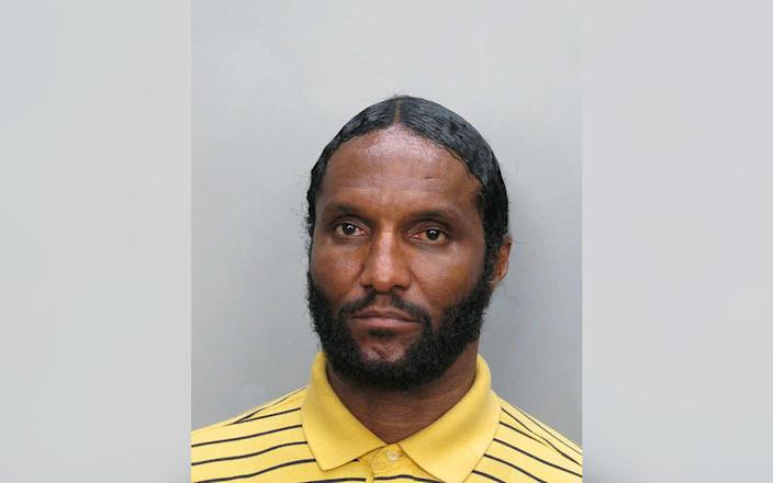 Mug shot of Maurice A. Woodside, a,k.a. Michael the Black Man and Maurice Michael Symonette, on July 27, 2010. (Photo: Miami-Dade Corrections)