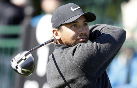 Mar 16, 2017; Orlando, FL, USA; Jason Day hits his driver on the tenth hole during the first round of the Arnold Palmer Invitational golf tournament at Bay Hill Club and Lodge. Mandatory Credit: Reinhold Matay-USA TODAY Sports