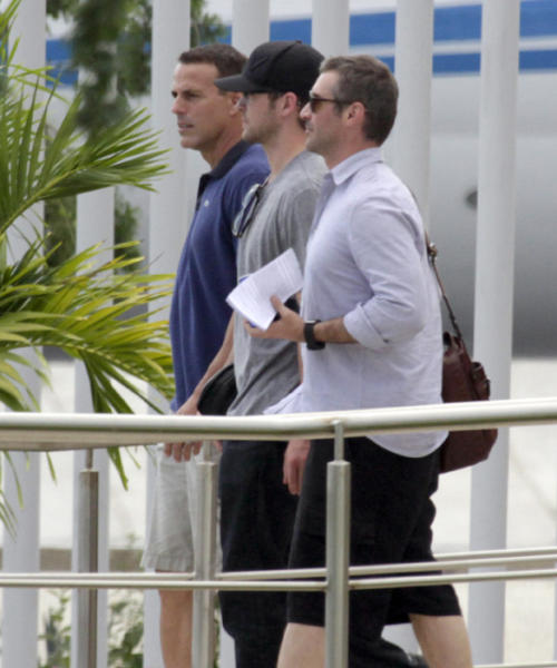 Justin Timberlake Takes His Bachelor Party South of The Border