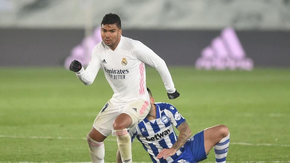 Casemiro ha mantenido un valor estable estos años | Denis Doyle/Getty Images