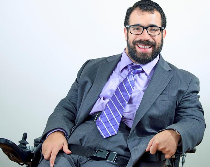 Matan Koch is the director of RespectAbility California and Jewish Leadership, which works to ensure people with disabilities have the same access and opportunities as everyone else.