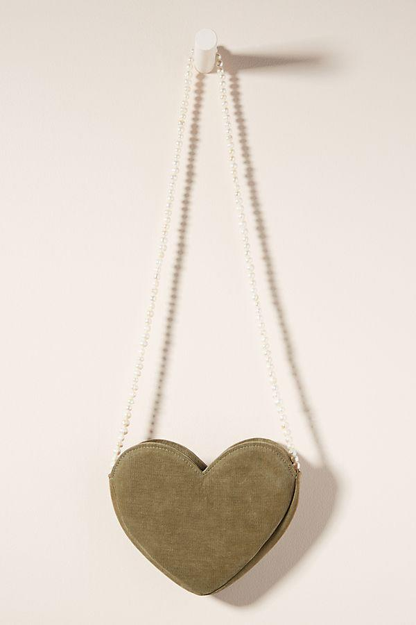 Mini Crush Heart-Shaped Crossbody Bag