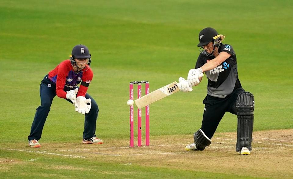 New Zealand captain Sophie Devine is feeling positive ahead of the ODIs against England (PA Wire)
