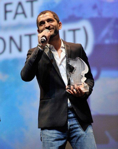 """Egyptian actor Amr Waked won the best actor award at the Arabian Horse category for his part in the movie """"Last Winter""""."""