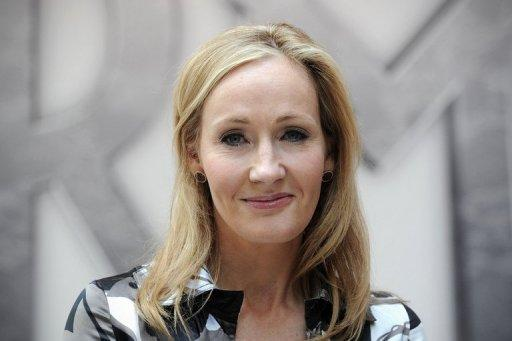 Harry Potter author J.K. Rowling is pictured in London on June 23, 2011