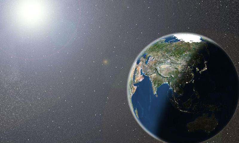 Earth, which exists, will not be destroyed by Nibiru, which doesn't. Photo: Getty Images