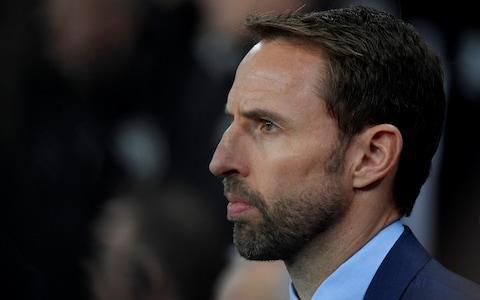 <span>England manager Gareth Southgate was very impressed with Loftus-Cheek</span>
