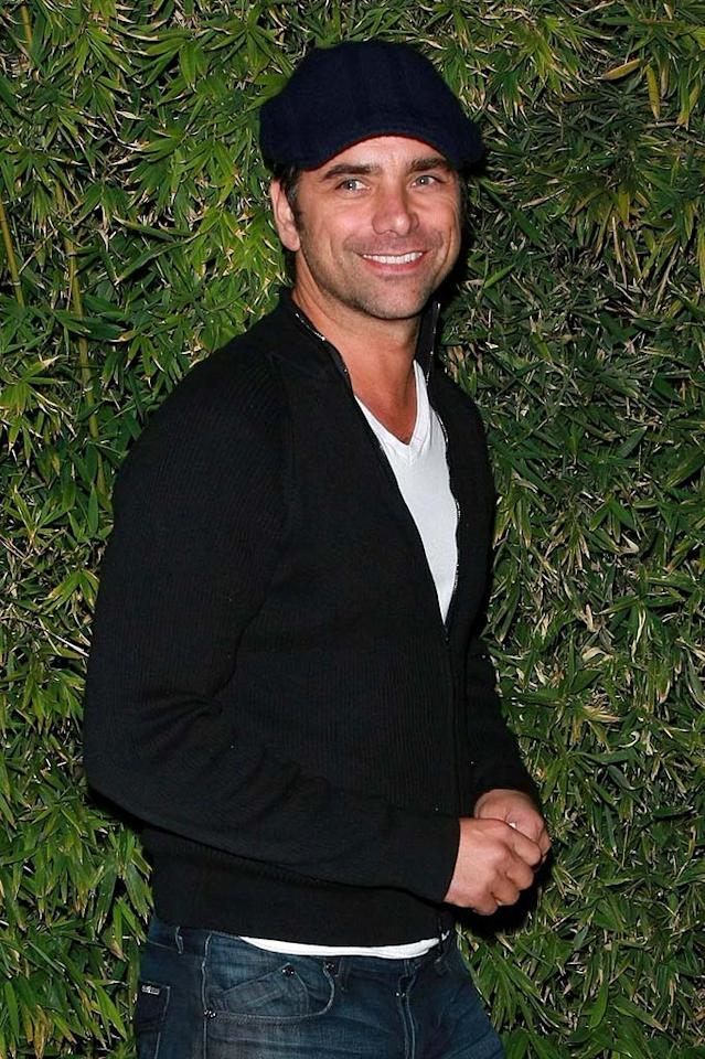 """Is it just us, or is John Stamos getting better with age?! Anthony/<a href=""""http://www.pacificcoastnews.com/"""" target=""""new"""">PacificCoastNews.com</a> - January 30, 2009"""