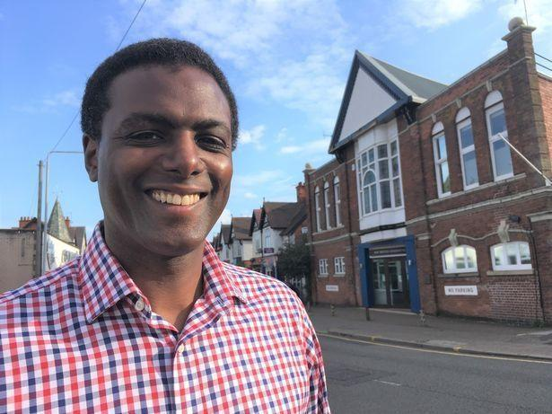 Darren Henry is the Conservative Party candidate for Broxtowe. (Broxtowe Conservatives)