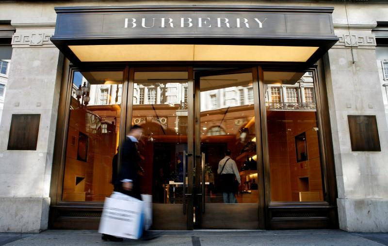 77393d99f Burberry investor Royal London to vote against pay report