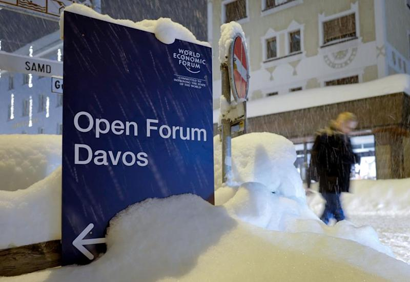 Theresa May heads to Davos later this week and, after a bit of a wobble, it looks like she may get a bi-lateral meeting with Donald Trump (though the White House warns talks to end the US Government's shutdown could prevent him from attending).