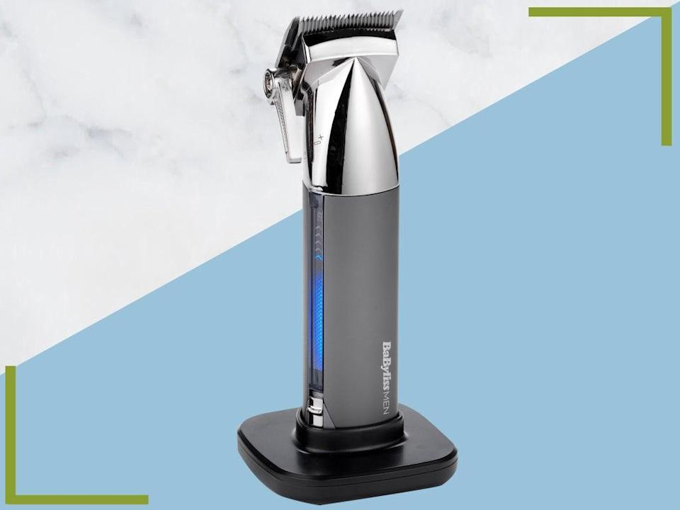 These are the beauty brand's latest, most advanced and most futuristic-looking hair clipper (iStock/The Independent)