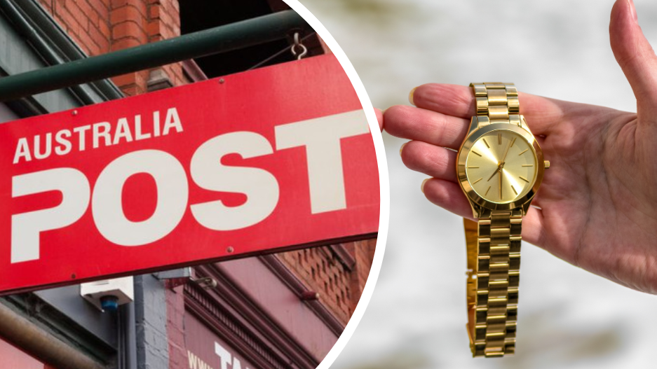 How is Australia Post funded? Source: Getty