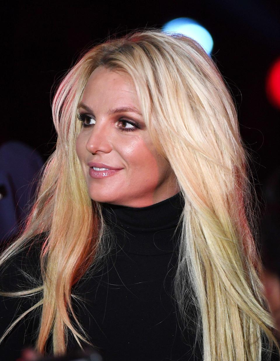 Cantora Britney Spears (Foto: Ethan Miller/Getty Images)