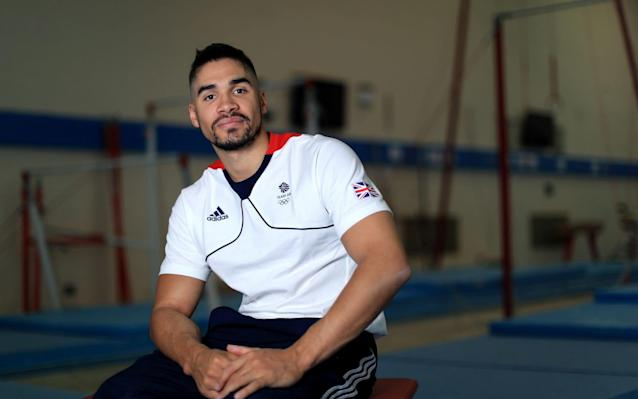 Olympic gymnast Louis Smith in Virgin Trains race row after worker 'challenged him and other black passenger' over First Class seats