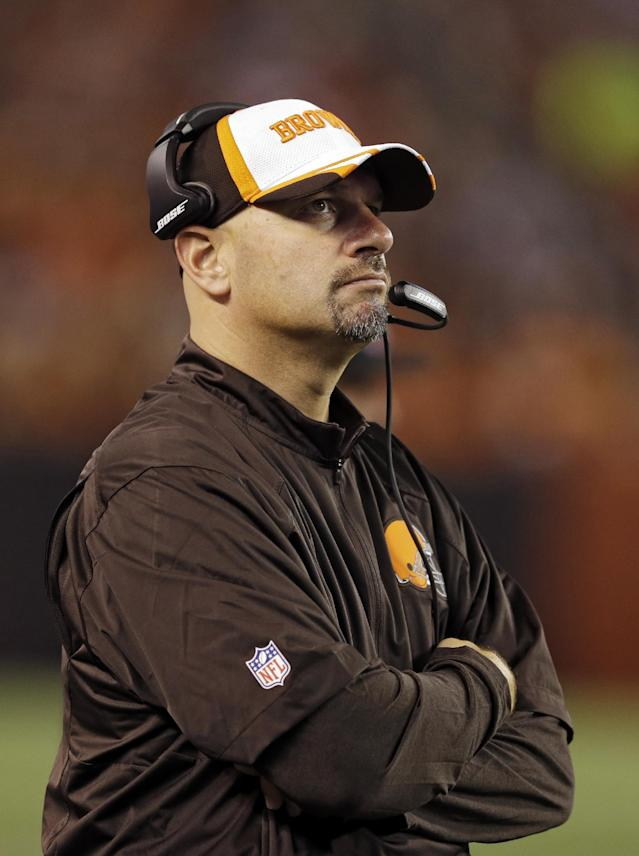 Pettine, Browns preparing for life without Gordon