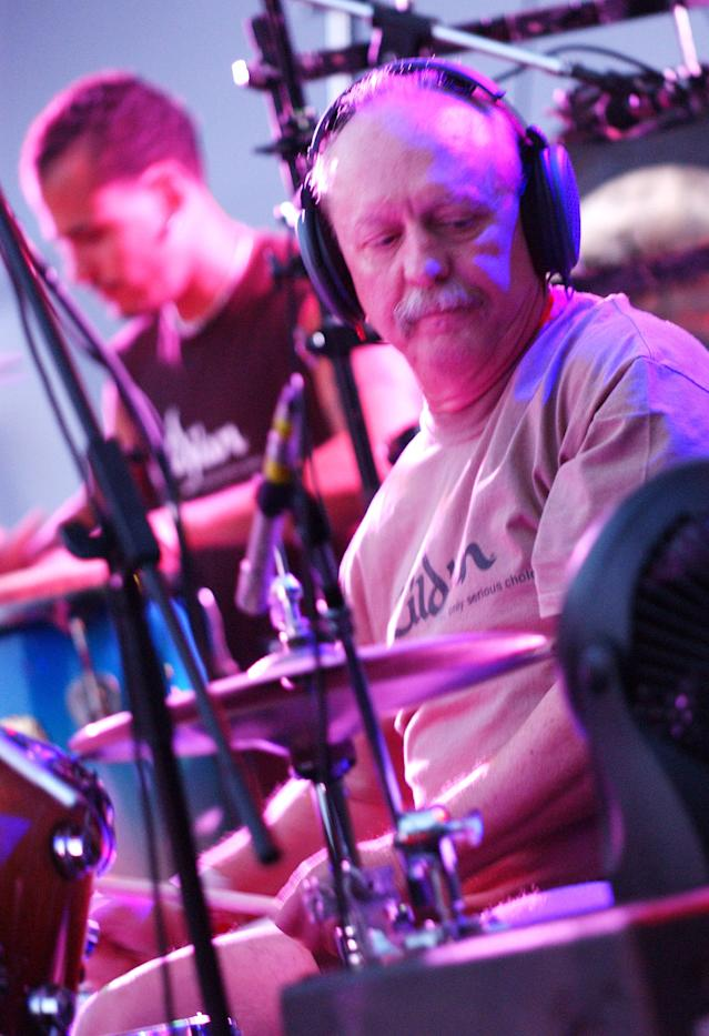 <p>Butch Trucks was a drummer best known as a founding member of the Allman Brothers Band. He committed suicide on Jan. 24 at the age of 69.<br> (Photo: Tim Mosenfelder/Getty Images) </p>