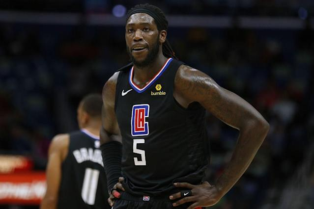 Not many people could have predicted what Montrezl Harrell has done this season. (Photo by Jonathan Bachman/Getty Images)