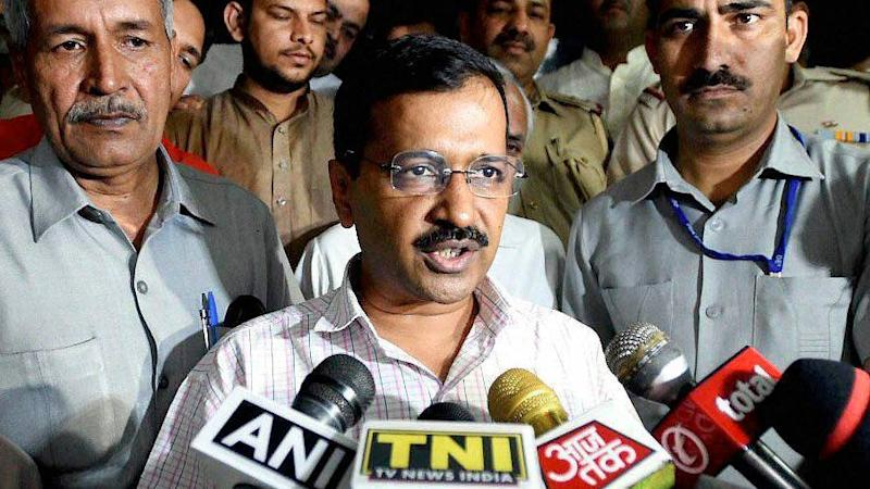 EVM Row: Kejriwal Wants MCD Polls Deferred, SEC Turns Down Request