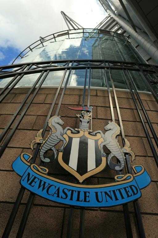Newcastle have not won a major domestic trophy since 1955 (AFP/Lindsey PARNABY)