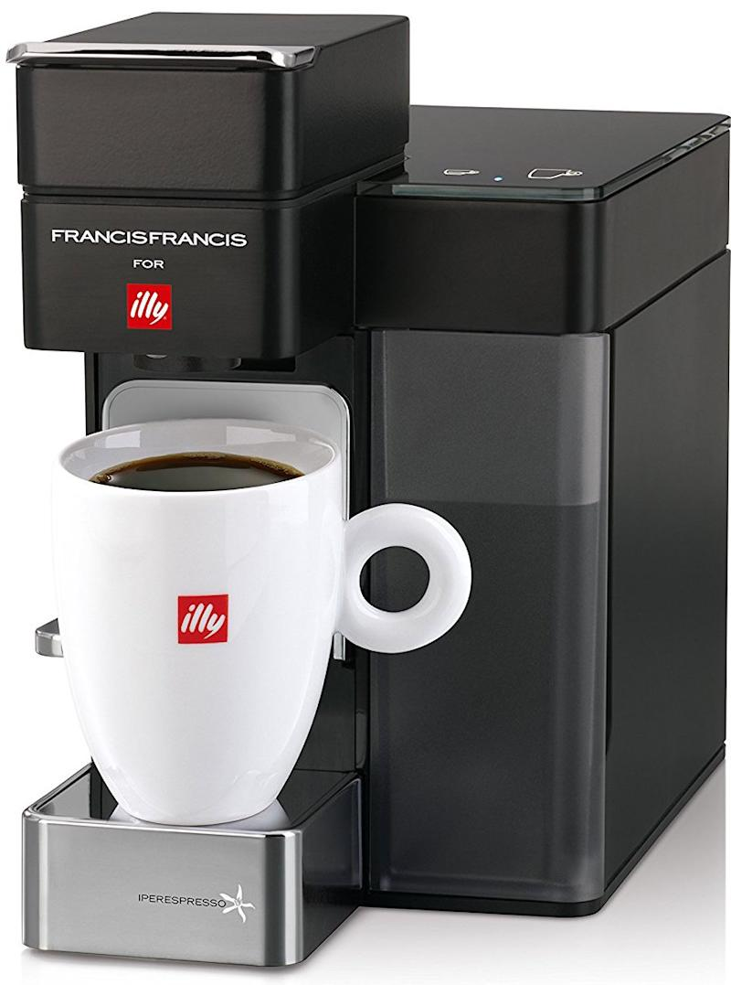 Illy Y5 Espresso and Coffee Machine
