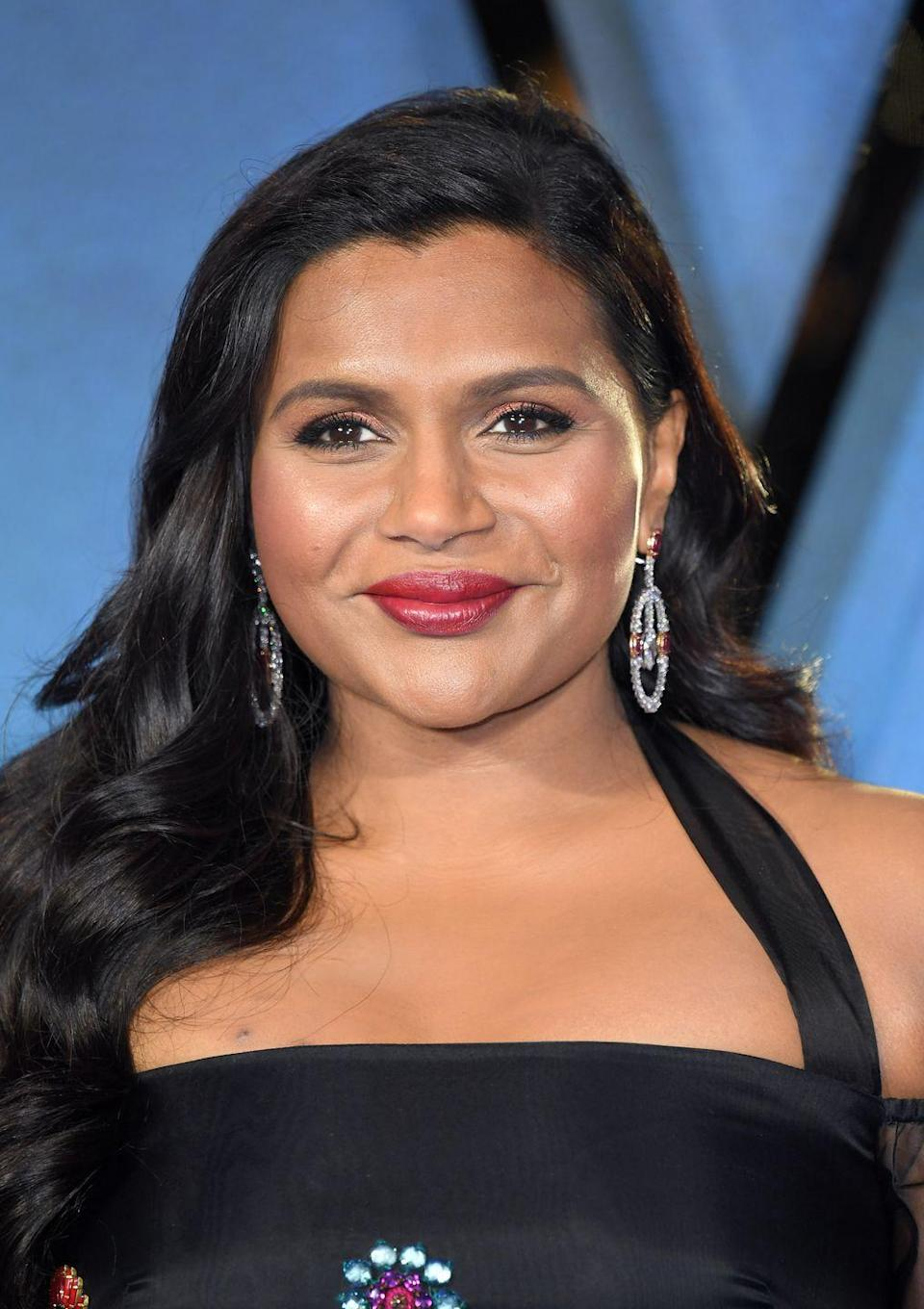 """<p>""""<a href=""""http://www.instyle.com/news/mindy-kaling-mom-guilt-single-parent"""" rel=""""nofollow noopener"""" target=""""_blank"""" data-ylk=""""slk:I've had to learn"""" class=""""link rapid-noclick-resp"""">I've had to learn</a> to release myself from mom guilt at least a couple times a day ... I'm also learning to feel better about asking for help, whether it's from family or hiring help. It's not profound, but I love my career and I don't want to make myself feel bad about pursuing both. Just cutting myself some slack has been very helpful for me."""" </p>"""