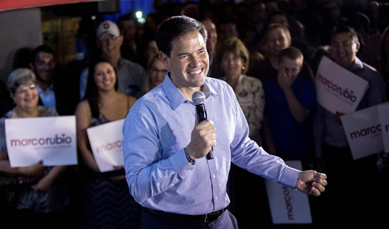 Marco Rubio Voting History: Here's a Look at His Senate Attendance
