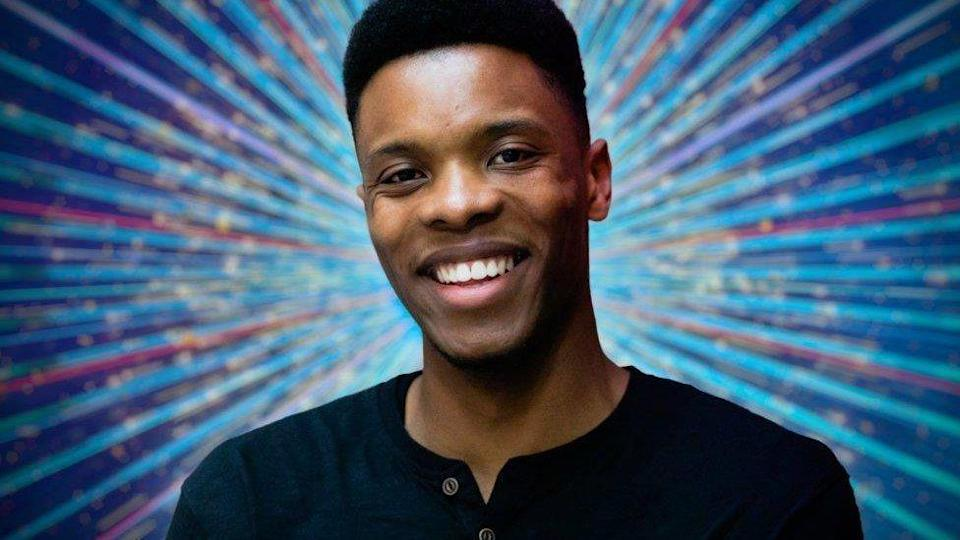 """<p><strong>Who is he? </strong>The fifth celebrity to join the line-up is actor and TV presenter Rhys Stephenson. He currently presents CBBC's Newsround, which is where he revealed the news about taking part in the dancing show. Sweet!</p><p><strong>What's he said about Strictly?</strong> """"I am BUZZING to be a part of Strictly Come Dancing 2021. I have dreamt about being on this show, and I know for a fact that it is going to exceed every expectation. I cannot wait.""""</p>"""