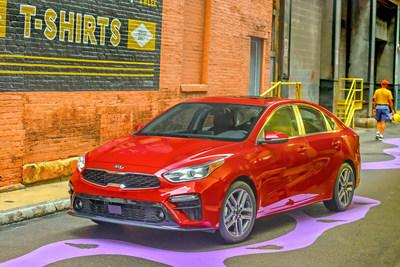 2019 Kia  specialty wins Southwest Lifestyle Vehicle of the Year award