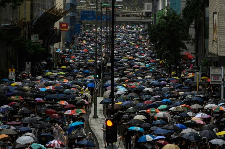 The protest movement has plunged Hong Kong into its biggest political crisis in decades