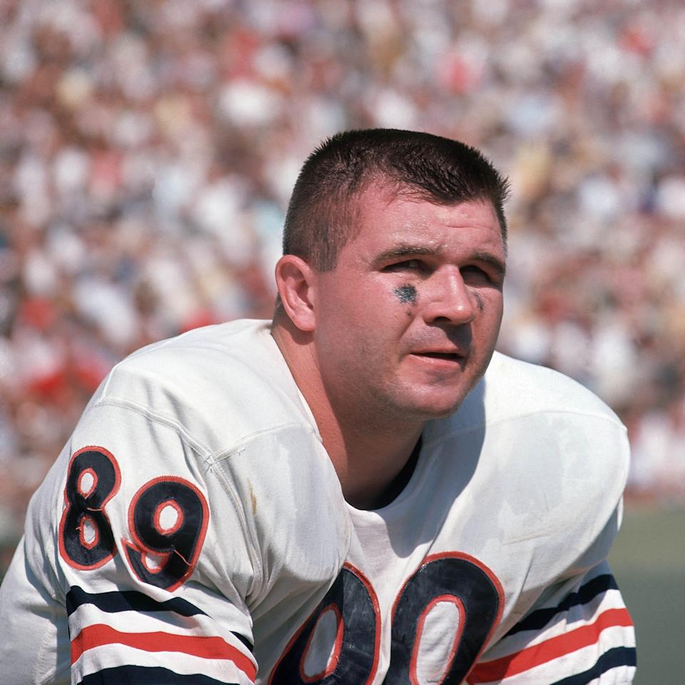 Former Bears tight end and Hall of Famer Mike Ditka thinks Tim Tebow is athletic enough to play the position.