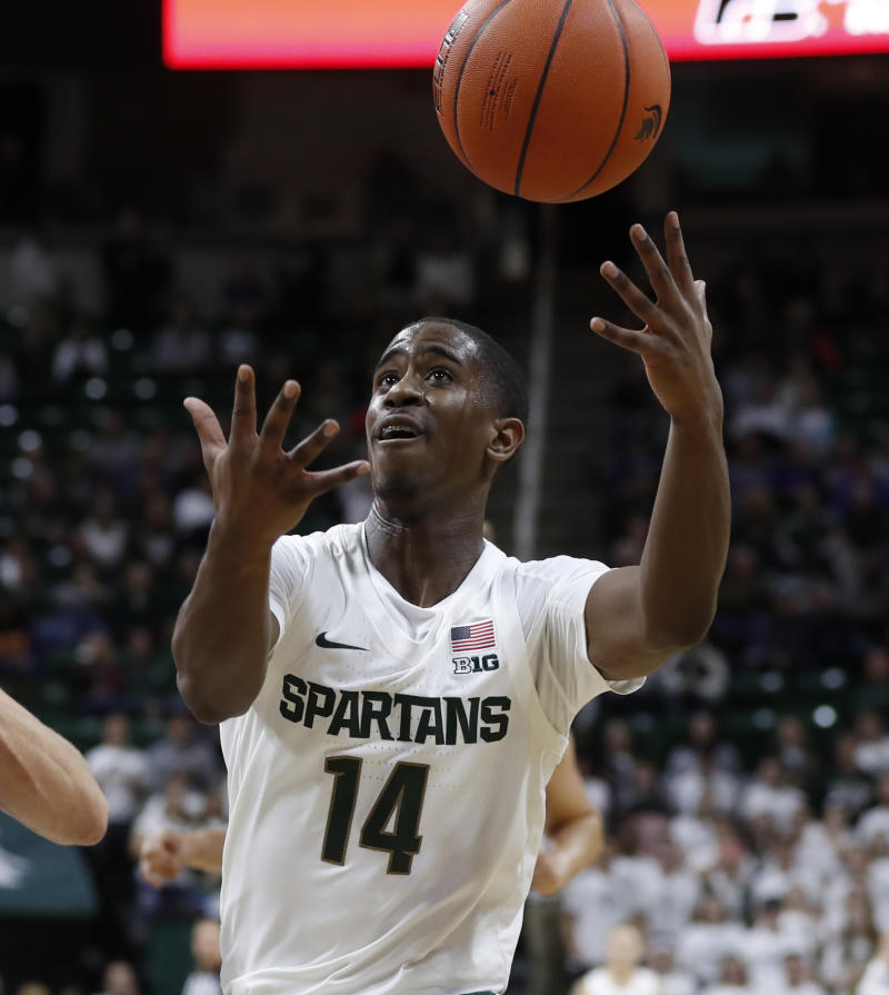 Report: MSU basketball player accused of sexual assault