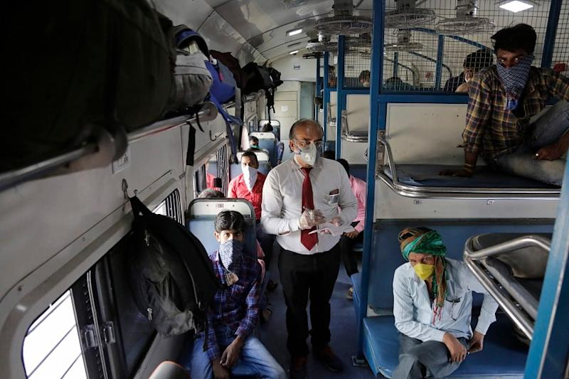 Shramik Specials Not Regular Trains, Can be Extended, Diverted to Benefit Migrants: Rlys Amid Criticism