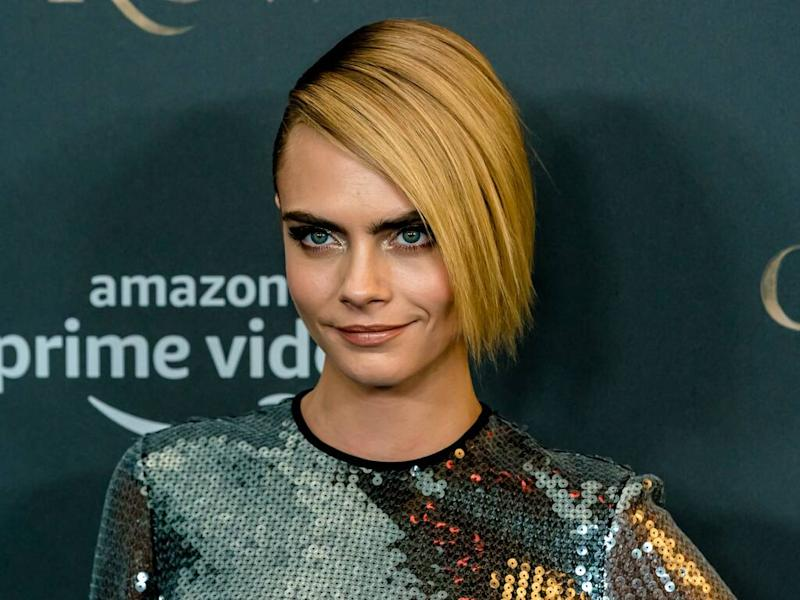 Cara Delevingne surprises girlfriend Ashley Benson with birthday trip to Morocco
