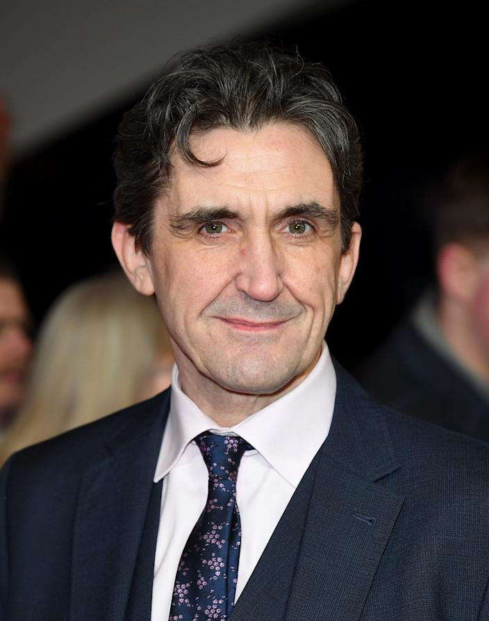 Stephen McGann attends the National Television Awards 2020 at The O2 Arena on January 28, 2020 in London, England. (Photo by Karwai Tang/WireImage)