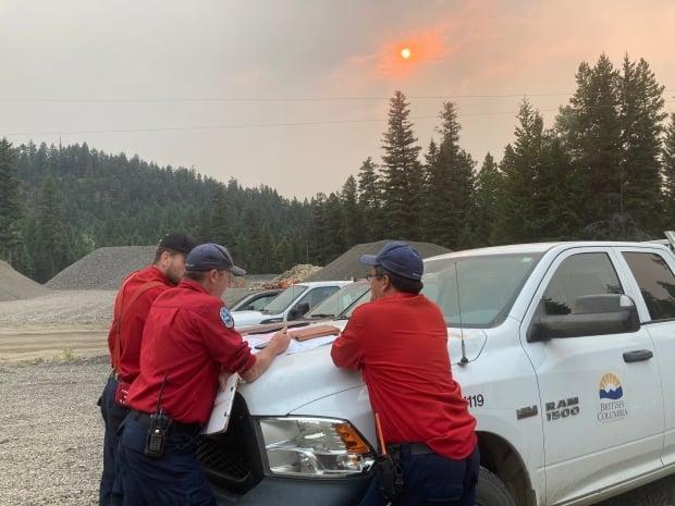 Twitter/BC Wildfire Service