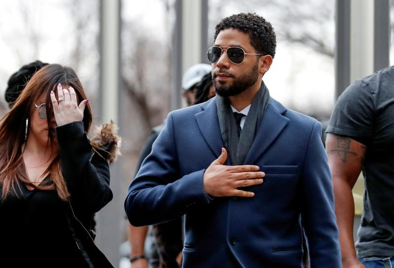 Jussie Smollett sues Chicago, claims malicious prosecution over alleged beating