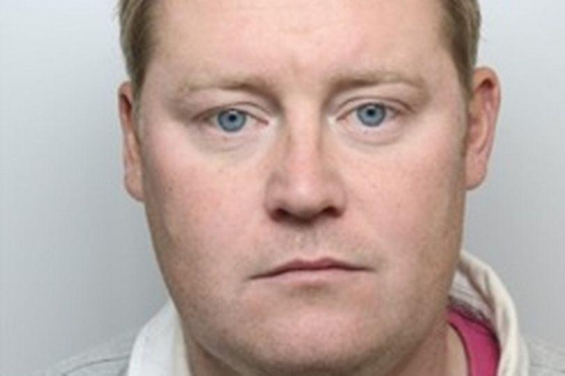 David Nicholas King, 38, has been jailed (Picture: Police)