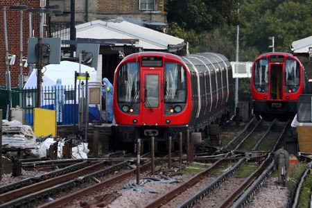 Man charged over Parsons Green tube bombing