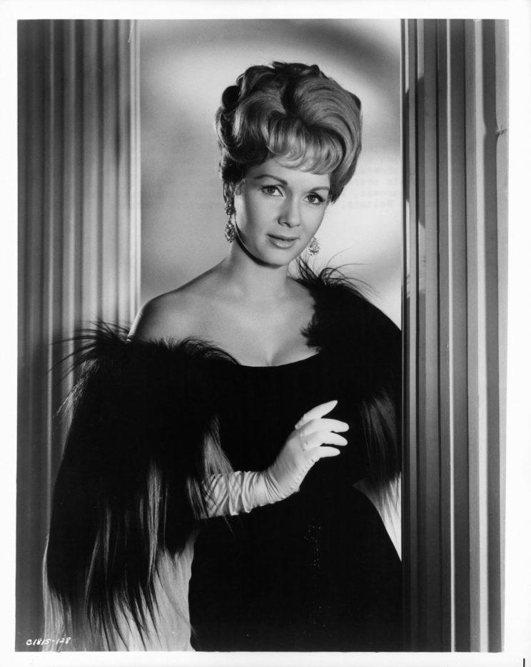 Debbie Reynolds publicity portrait for the film 'The Unsinkable Molly Brown' in 1964. Photo: Metro-Goldwyn-Mayer/Getty Images