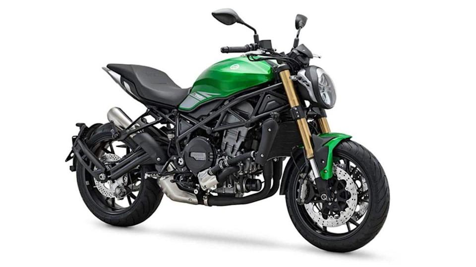 Benelli launches 752S middleweight naked bike in Nepal: Details here