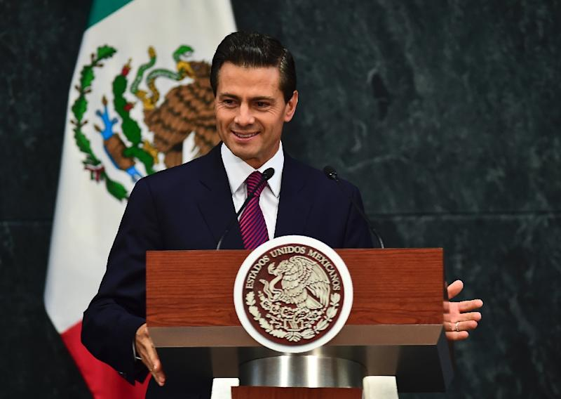 Mexico president reshuffles cabinet