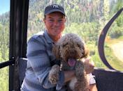 """<p>The broadcast journalist started to notice that his Lagotto Romagnolo named Lucia seemed more """"settled"""" and """"less active"""" than the playful, social pup he was used to seeing. Throughout the <a href=""""https://people.com/tag/pandemic/"""" rel=""""nofollow noopener"""" target=""""_blank"""" data-ylk=""""slk:pandemic"""" class=""""link rapid-noclick-resp"""">pandemic</a>, Smith and his partner started to come up with games to keep their pup mentally and physically active.</p> <p>But now, Smith told PEOPLE on Jan. 11, """"she doesn't need us.""""</p> <p>That's because Smith and his partner recently welcomed a <a href=""""https://people.com/pets/shepard-smith-pet-dog-coronavirus-pandemic/"""" rel=""""nofollow noopener"""" target=""""_blank"""" data-ylk=""""slk:new puppy named Lira"""" class=""""link rapid-noclick-resp"""">new puppy named Lira</a>, obtained from the same AKC-recognized breeder Lucia came from. Lira is now in charge of keeping Lucia busy, and has shown to be a perfect fit for the job.</p> <p>""""I want her to be happy, and she is very happy now,"""" Smith said, adding that Lucia has gone into """"mom mode"""" playing with the puppy and showing her the ropes around the house.</p>"""