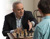 "<p>masterclass.com</p><p><a href=""https://go.redirectingat.com?id=74968X1596630&url=https%3A%2F%2Fwww.masterclass.com%2Fclasses%2Fgarry-kasparov-teaches-chess&sref=https%3A%2F%2Fwww.townandcountrymag.com%2Fstyle%2Fmens-fashion%2Fnews%2Fg986%2Fgift-ideas-for-men%2F"" rel=""nofollow noopener"" target=""_blank"" data-ylk=""slk:Shop Now"" class=""link rapid-noclick-resp"">Shop Now</a></p><p>Up his sophisticated man clout with a skill-honing course in chess from the famous Garry Kasparov. </p><p><strong>More: </strong><a href=""https://www.townandcountrymag.com/leisure/arts-and-culture/g32240187/best-masterclass-classes/"" rel=""nofollow noopener"" target=""_blank"" data-ylk=""slk:The Best MasterClass Classes to Pick Up a New Skill"" class=""link rapid-noclick-resp"">The Best MasterClass Classes to Pick Up a New Skill</a></p>"